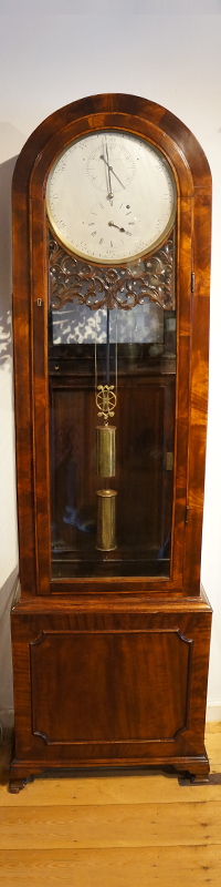 rare English regulator longcase clock