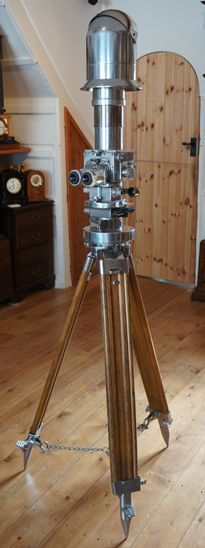 Carl Zeiss German Banocular, Periscope
