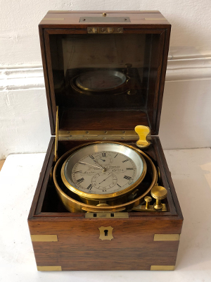 Antique chronometer