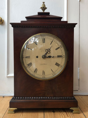 Antique Bracket Clocks | Bracket Clock