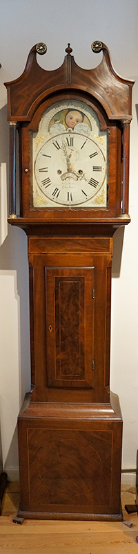 John Bishop longcase clock