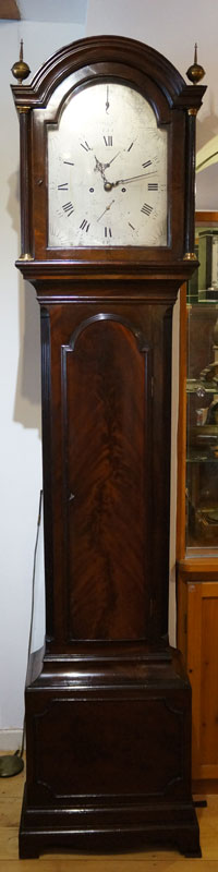 Samual Beggs, London, Grandfather clock